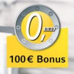 100€ geschenkt für kostenloses Girokonto Commerzbank