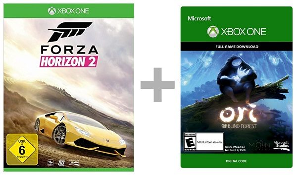 Forza Horizon 2 Ori and the Blind Forest iBB