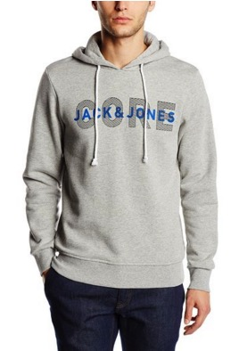 Jack and Jones Kapuzenpullover