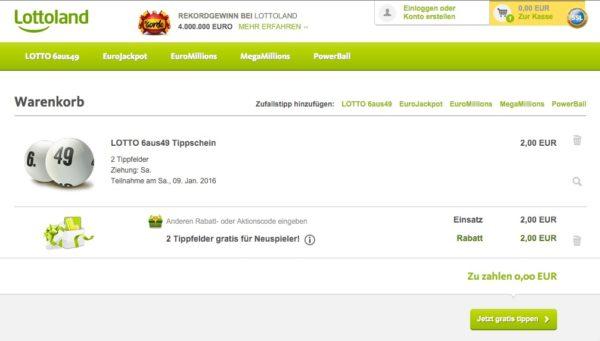 Lottoland-neukunden-warenkorb-0euro