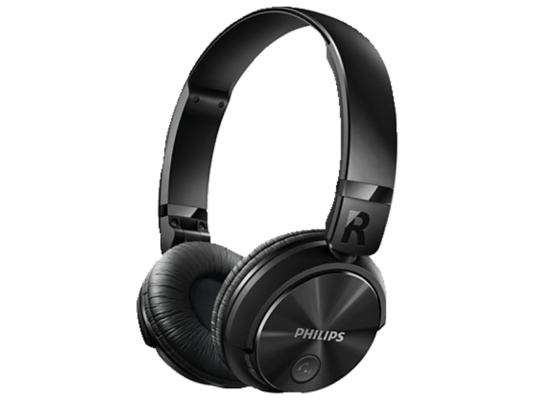 PHILIPS-SHB3060BK-00-Headset-Schwarz