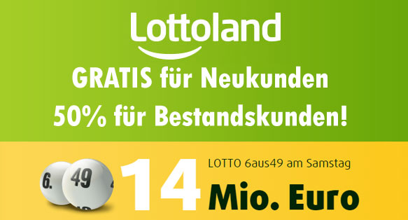 lotto land. gratis