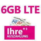 Telekom 6GB LTE Surf-Flat für 9,99€/Monat *Neu: 10GB LTE für 15,99€*
