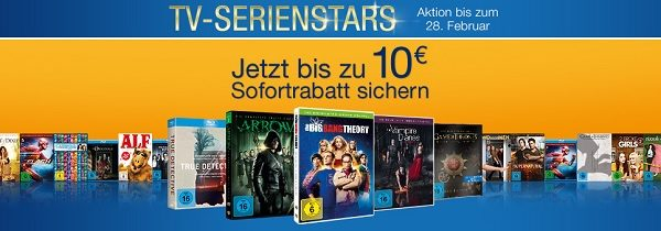Amazon Serienrabatt IBB