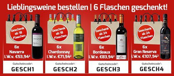 Weinvorteil Gratis Wein IBB