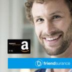 *Hammer* Friendsurance: Bis zu 50€ Prämie für eure Versicherung