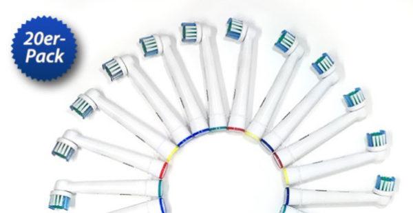 Aufsteckbürsten Oral-B Precision Clean EB20
