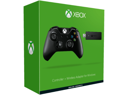 MICROSOFT-Xbox-One-Controller---Wireless-Adapter-für-Windows