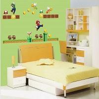 Mario wandsticker Schnaeppchen09