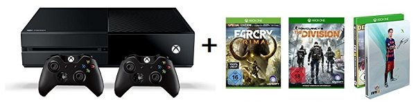 Xbox One 500 GB Mega Bundle iBB
