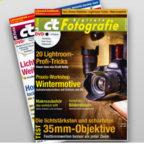"""2 Ausgaben """"c't Digitale Fotografie"""" mit 5,10€ Gewinn (Bonus-Deal)"""