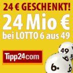 24euro geschenkt tipp24 BB neu