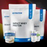 Bis zu 35% Rabatt auf zahlreiche Produkte bei Myprotein