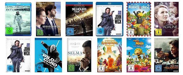 Amazon Angebote der Woche DVD Bluray IBB