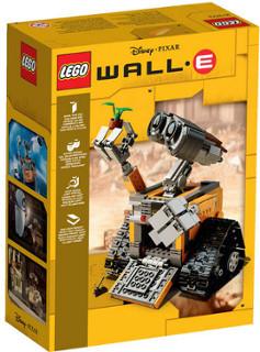 Lego Ideals Wall-E