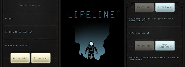 Lifeline Game iBB