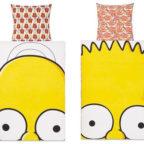 Simpsons-Bettwaesche