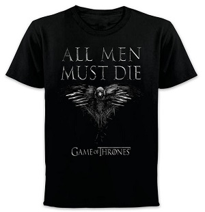 all men must die shirt ibb