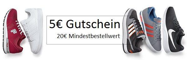 Deichmann 5 Euro Gutschein IBB