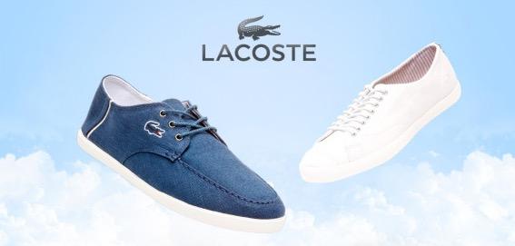 Lacoste-Sneaker-Schuhe