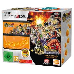 NIntendo 3DS DB BB