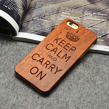 Smartphone-Case-Handy-Hülle-iPhone-Holz-Wood-Keep-calm