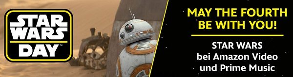 Star Wars Day IBB Amazon Video Music 01