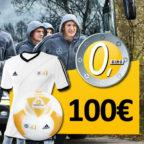 100€ Guthaben + Deutschland-Trikot + Fußball für kostenloses Commerzbank Girokonto (nur 500x)