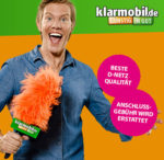 Telekom: 100 Min + 300MB / 500MB / 1GB für 2,95€ / 3,95€ / 7,95€ über Klarmobil