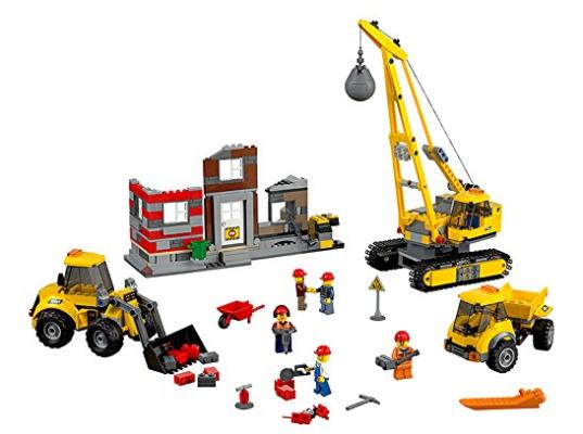 lego city 60076