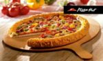 Pizza Hut - Zweite Pizza gratis