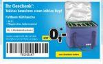 (Lokal)GRATIS Faltbare Bierkasten Kühltasche statt 24,90€ bei Einkauf von 50,00€  bei Conrad 🍻