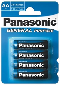Panasonic Batterien top12 IBB