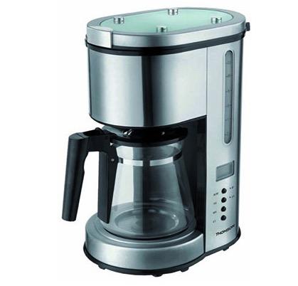 Thomson THCO05606 Edelstahl Kaffeemaschine