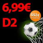 Vodafone: Allnet-Flat + 1GB Surf-Flat für 6,99€/Monat