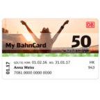 bahncard 50 Bb