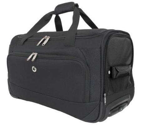 wenger reisetasche auf rollen 51 l