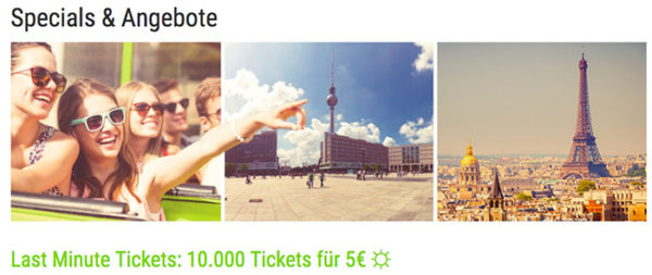 Flixbus Tickets