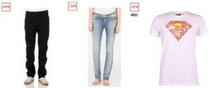 Jeans-Direct: 30% Extra-Rabatt auf bereits reduzierte Sale-Ware
