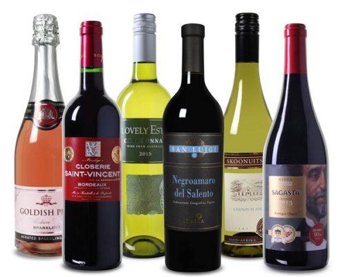 Sommer Paket Weinvorteil iBB