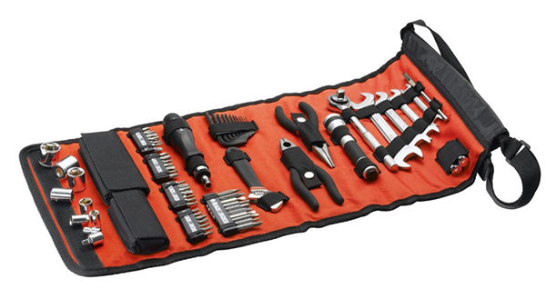 Werkzeug Rolltasche