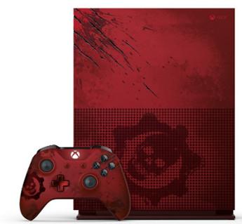 Xbox One S GOW k
