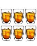 6 Gläser Bodum Pilatus (0,25 l, doppelwandig) für 30,90€ (statt 39€)