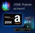 GENIAL: Unitymedia 2play mit 200€ Amazon.de Gutschein