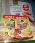 GRATIS TESTEN Kühne Sauerkraut 2 NEUE Sorten