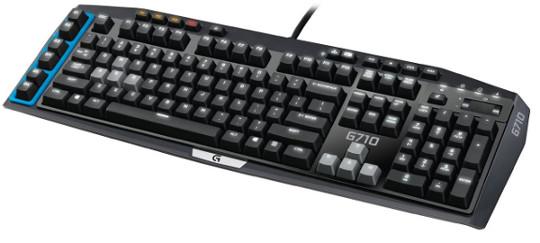 Logitech G710