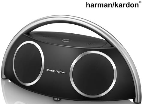 bluetooth lautsprecher harman kardon go play f r 158 90. Black Bedroom Furniture Sets. Home Design Ideas