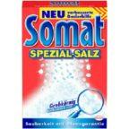 GRATIS 4 Packungen Somat Spülmaschinen Spezialsalz 1,2kg statt 3,80€ durch Coupon bei Globus 😍