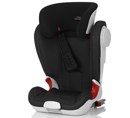 Britax Römer Kidfix XP SICT Black Thunder Kindersitz