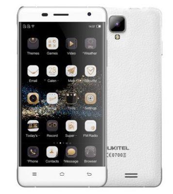 Oukitel K4000 Pro 4G